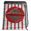 Einkaufstasche des kundenspezifische Ordnungduffle-annehmen Bag/Plastic