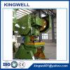 J23 movimentação mecânica de Wih da máquina da imprensa de poder da série 100t (J23-100T)