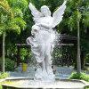 Granito, mármol que talla la escultura. Figura estatuas (YKCSL-18) del carácter