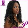 Nuevo Arrival Curly Hair brasileño Full Lace Wig para Sale
