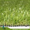 Prato inglese artificiale materiale del giardino di paesaggio del PE esterno Anti-UV con il prezzo di fabbrica