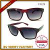 Óculos de sol plásticos feitos sob encomenda clássicos F5429