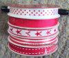 Gift Packing와 Decoration를 위한 좋은 Quality Sets Ribbons