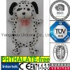 Couverture chaude de bouteille d'eau de jouet animal dalmatien de peluche de la CE