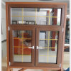 격자 디자인 (WJ-W0004)를 가진 PVC Windows를 위한 판매 촉진