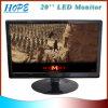 20  мониторов широкого экрана настольного компьютера LCD СИД дюйма, монитор плоское экран 20 дюймов