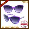 Солнечные очки рамок глаза Fox типа повелительниц продуктов моды F7220 форменный
