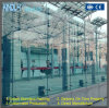 세륨을%s 가진 두 배 Tempered Laminated Spider Curtain Wall Glass