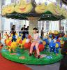 Китайский цветастый парк атракционов детей едет Carousel пчелы