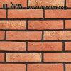 Piedra manufacturada roja del cemento del material de construcción del azulejo de la pared (YLD-20034)
