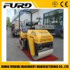 Am meisten benutzte 2 Tonnen Asphaltstraße-Rollen-hydraulische einzelne Trommel-Vibrationsstraßen-Rollen-für Verkauf (FYL-880)