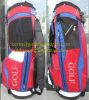 Acessório do carrinho do saco de golfe/saco de golfe/cinta de ombro impermeáveis saco de golfe