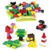 O jogo creativo básico do brinquedo educacional DIY obstrui o brinquedo