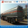 2016 de Aanhangwagen van de Vrachtwagen van de Tanker van de Brandstof van het Aluminium van de Olie van 3 As