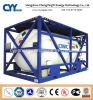 高圧低温液化ガスの酸素窒素のアルゴンISOタンク容器