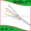 Cable de la red (ftp Cat5e) con alto rendimiento