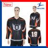 Chemises bon marché de Jersey de hockey sur glace des Etats-Unis de sublimation
