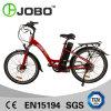 Klassieke Nederlandse Elektrische Dame Bicycle van de Fiets van de Stad