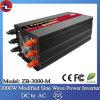 3000W 24V gelijkstroom To110/220V AC Modified Sine Wave Power Inverter