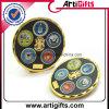 高品質の金属の記念品の硬貨