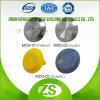 Vite prigioniera antiscorrimento di plastica riciclata Caldo-Vendita dell'acciaio inossidabile TPU/PVC tattile