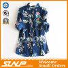 高品質の綿の女性および女性方法印刷の服装