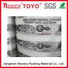 cinta auta-adhesivo superior de 45mic BOPP con insignia