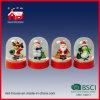 Figuras al por mayor de la historieta del globo de la nieve de la Navidad de los productos de la Navidad adentro