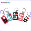 Modifica di cane personalizzata di marca di senso di amore uno di I Keychain