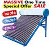 riscaldatore di acqua solare di 180L Unpressure (collettore a energia solare del riscaldatore di acqua)