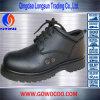 Pattini di sicurezza di gomma respirabili di Soled del cuoio impresso (GWRU-1008)