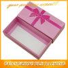 Коробка натянутого лука бумаги искусствоа упаковывая