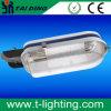 Охрана окружающей среды городка и страны и CFL энергосберегающие уличные фонари
