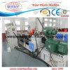 Grote Output WPC die de Lijn van de Machine voor Houten Plastic Samenstelling pelletiseren