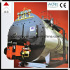 JGQ 6tph Diesel Oil/Gas Steam Boiler/Generator