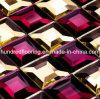 Het Mozaïek van de Spiegel van de Tegel van het Mozaïek van de diamant (HD035)