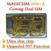 New 28th-A Cutting SIM 3G Dual SIM Card