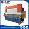 Máquina de dobra hidráulica do CNC do cilindro dianteiro Synchro (160T 3200mm)