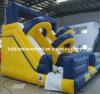 Diapositiva inflable gigante barata comercial de China para el parque inflable