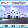 Long ligero Span Prefabricated Steel Structural Workshop con Fire Sandwich Roofing Panel