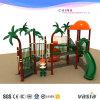 Corrediça de água de Playgroundfor, corrediça Vs2-15074A da área da praia
