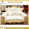 Hochzeitsfest-Ereignis-hoch Rückseiten-Sofa im weißen Stuhl