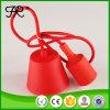 Lampada Pendant rossa multicolore di DIY