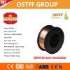 プラスチックスプール0.8mm中国の製造業者の固体ミグ溶接ワイヤー(ER70S-6)