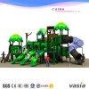 Kind-im Freienspielplatz-Geräten-Urwald Vs2-6038b