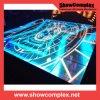 Farbenreiche pH7.8 LED Fußboden-Bildschirmanzeige