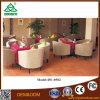 식탁 및 의자 고정되는 목제 식탁 디자인 4개의 의자