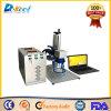 Borne de laser de fibre de commande numérique par ordinateur de la qualité 20W de la Chine sur la surface 3D/métal/papier à vendre