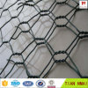 鶏の網/PVCの上塗を施してある十六進金網