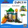 Cour de jeu extérieure en plastique préférée des attractions LLDPE d'enfants de série de Chambre d'arbre